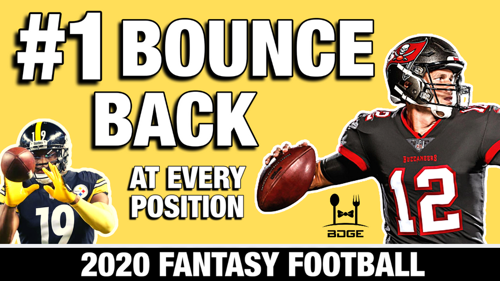 Bounce Back Players in 2020 Fantasy Football