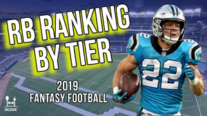 Running Back Rankings by Tier for 2019 Fantasy Football