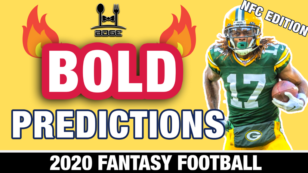 BOLD Predictions for 2020 Fantasy Football - NFC Edition