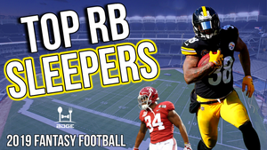The Top Running Back Sleepers for 2019 Fantasy Football