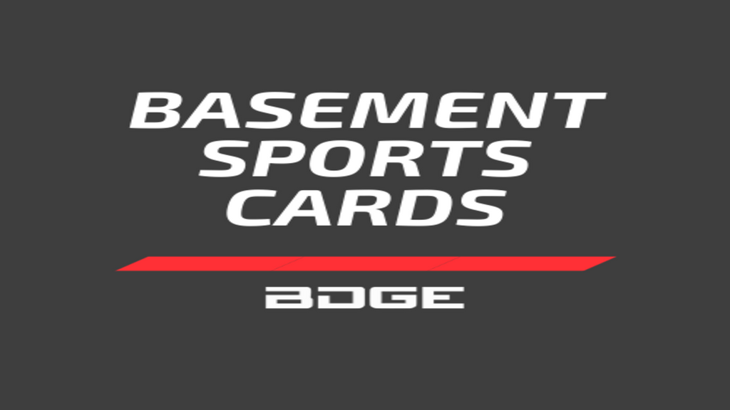 Basement Sports Cards - Invast In Miss Spelling