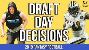 7/16 draft day decisions (NOAH)
