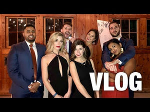 Wedding Vlog in Charlotte!