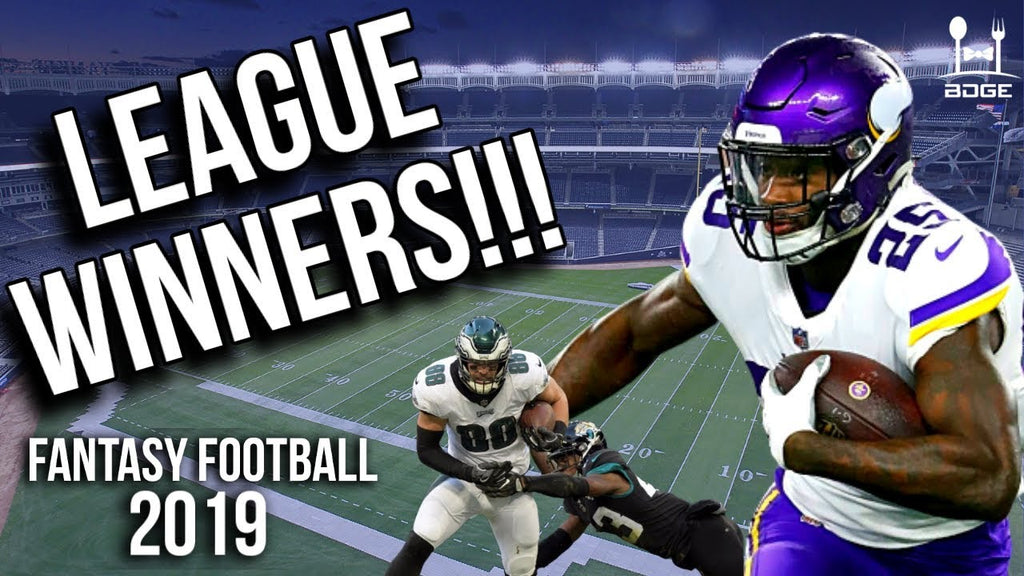 Late Round Picks with League Winning Upside in 2019 Fantasy Football