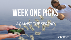 Week 1 Picks Against the Spread