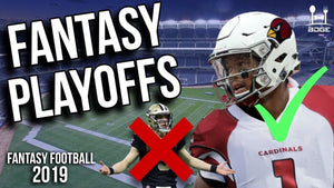 Fantasy Football PLAYOFF Schedules to Target and Avoid in 2019