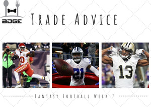 Week 7 Trade Questions