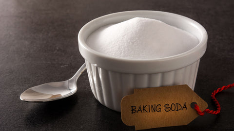 baking soda for cleaning bbq grills
