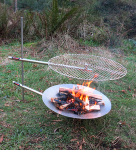 Fire Pit (Dish and Rota Arm only)