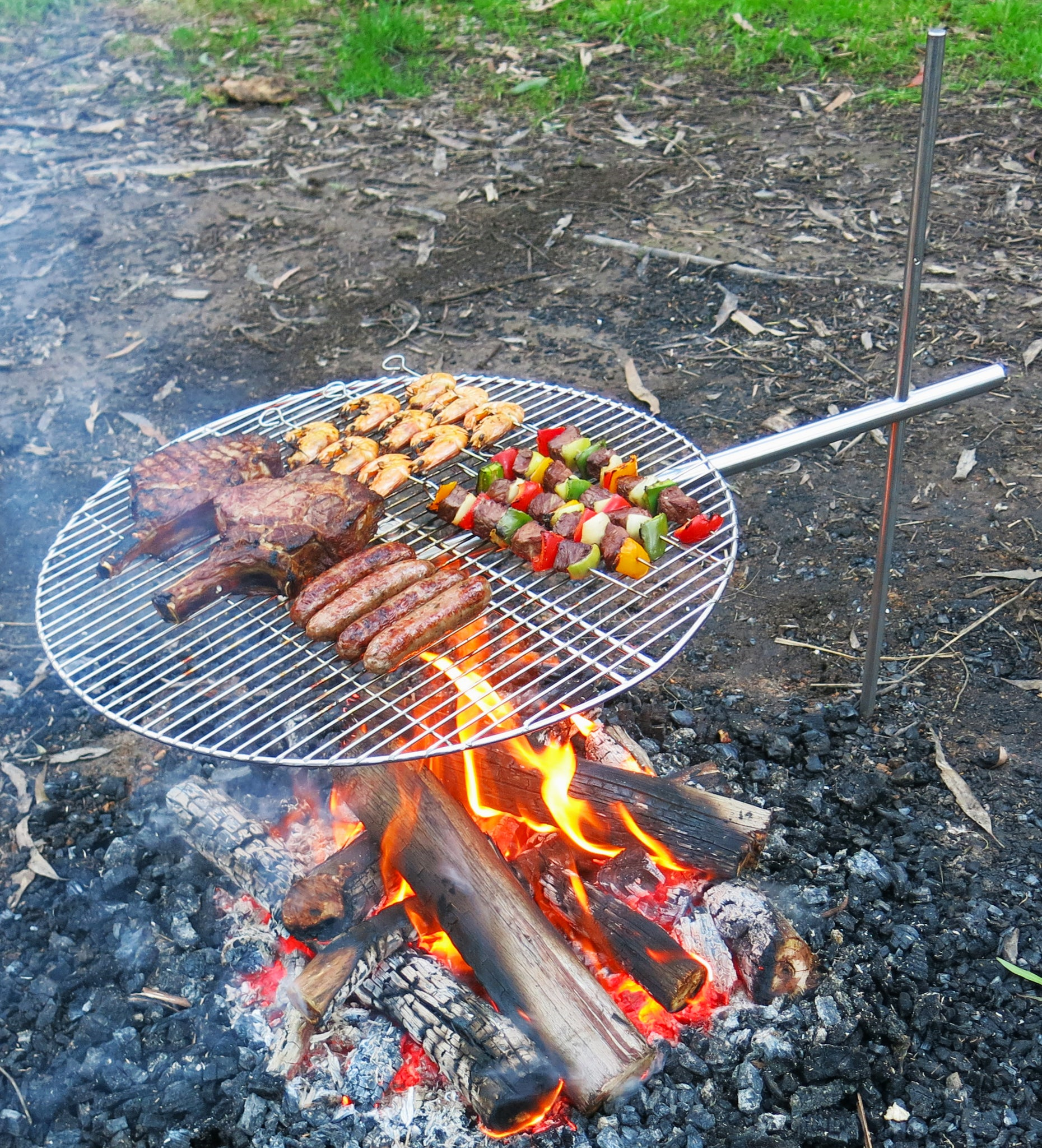 Best Stainless steel BBQ: Buy bbq with Stainless Steel Grill for Camping