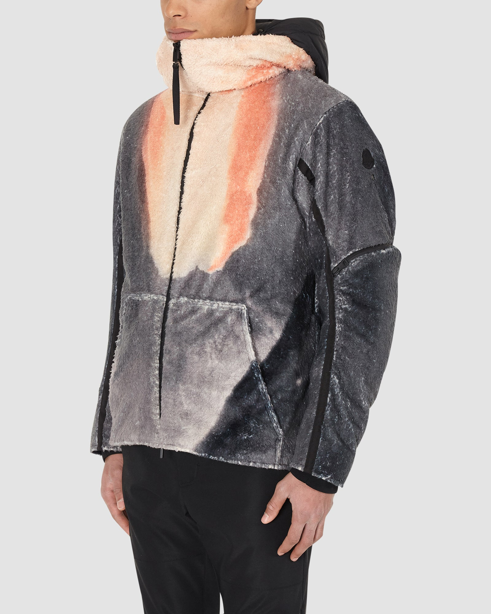 1017 ALYX 9SM | MONCLER AMOS JACKET | Outerwear | Google Shopping, GREY/ORANGE, Man, Moncler, Outerwear, S20, UNISEX