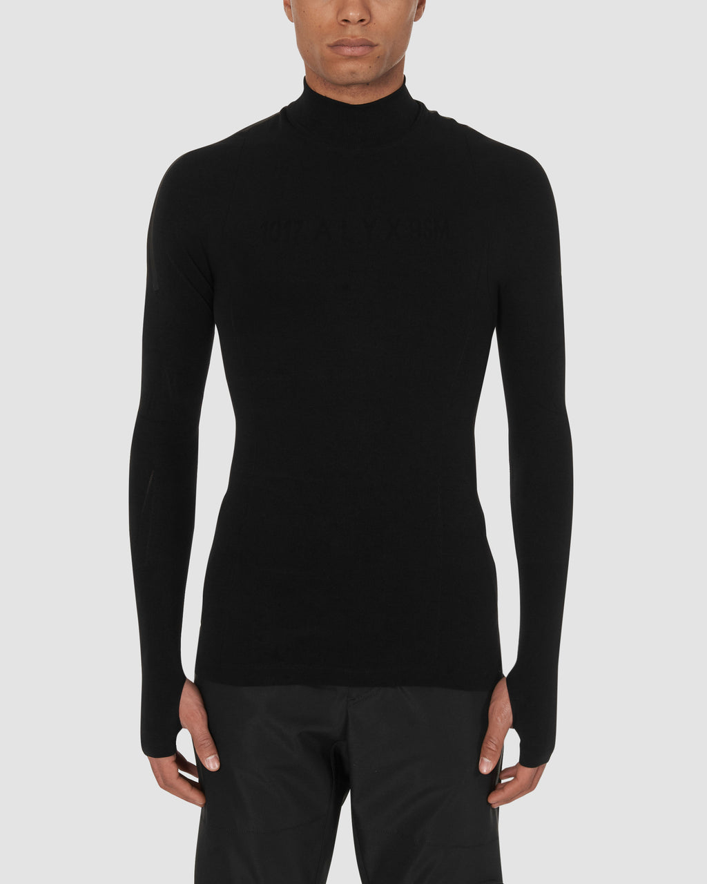 1017 ALYX 9SM | MONCLER JUMPER | Sweatshirt | BLACK, Google Shopping, MEN, Moncler, S20, T-SHIRTS