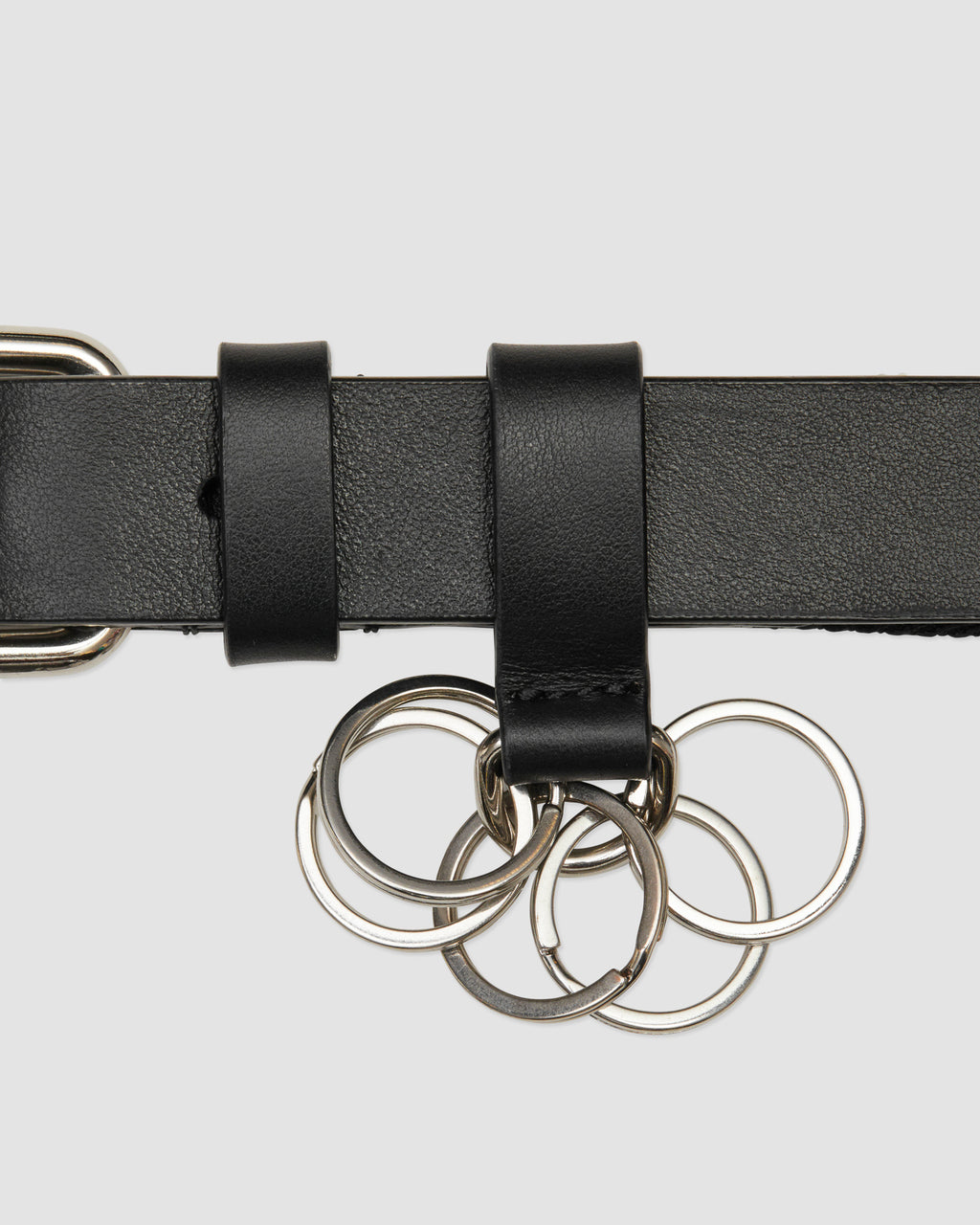MEDIUM ROLLERCOASTER BELT WITH RINGS