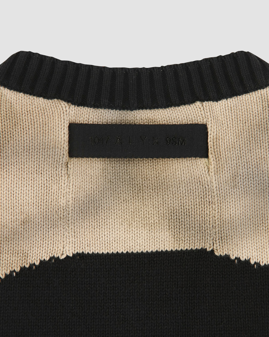 1017 ALYX 9SM | WARP SPEED SWEATER | Knitwear | BLACK, Google Shopping, KNITWEAR, Man, MEN, S20, S20EXSH