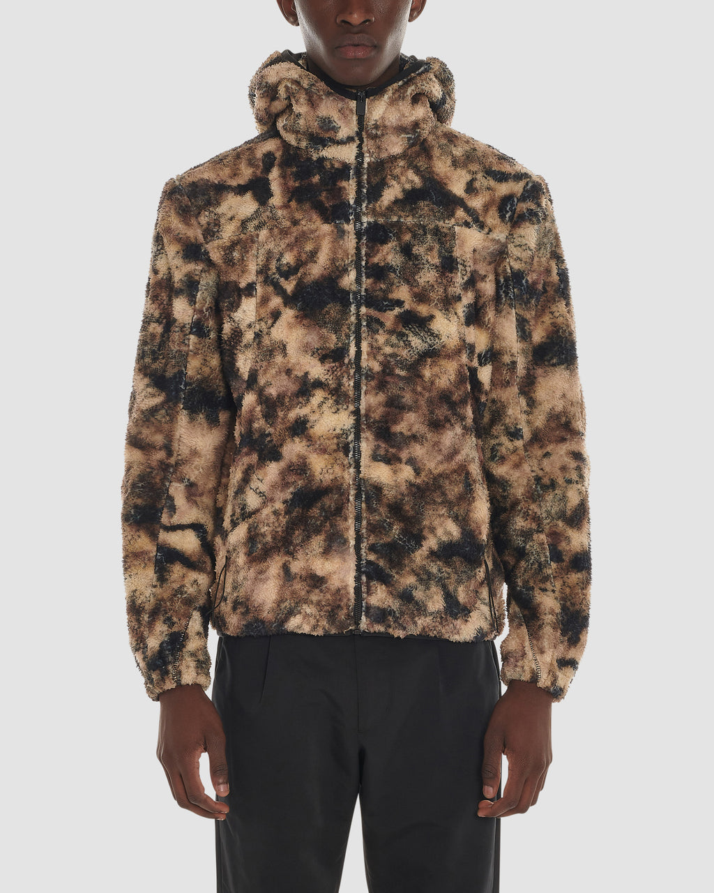 MYLES ZIP UP POLAR FLEECE