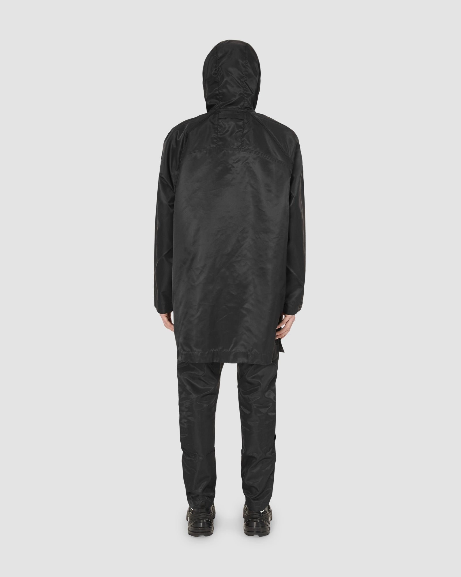 1017 ALYX 9SM | BLACK OVERSIZED PULLOVER | Outerwear | BLACK, Google Shopping, Man, MEN, Outerwear, S20, S20EXSH