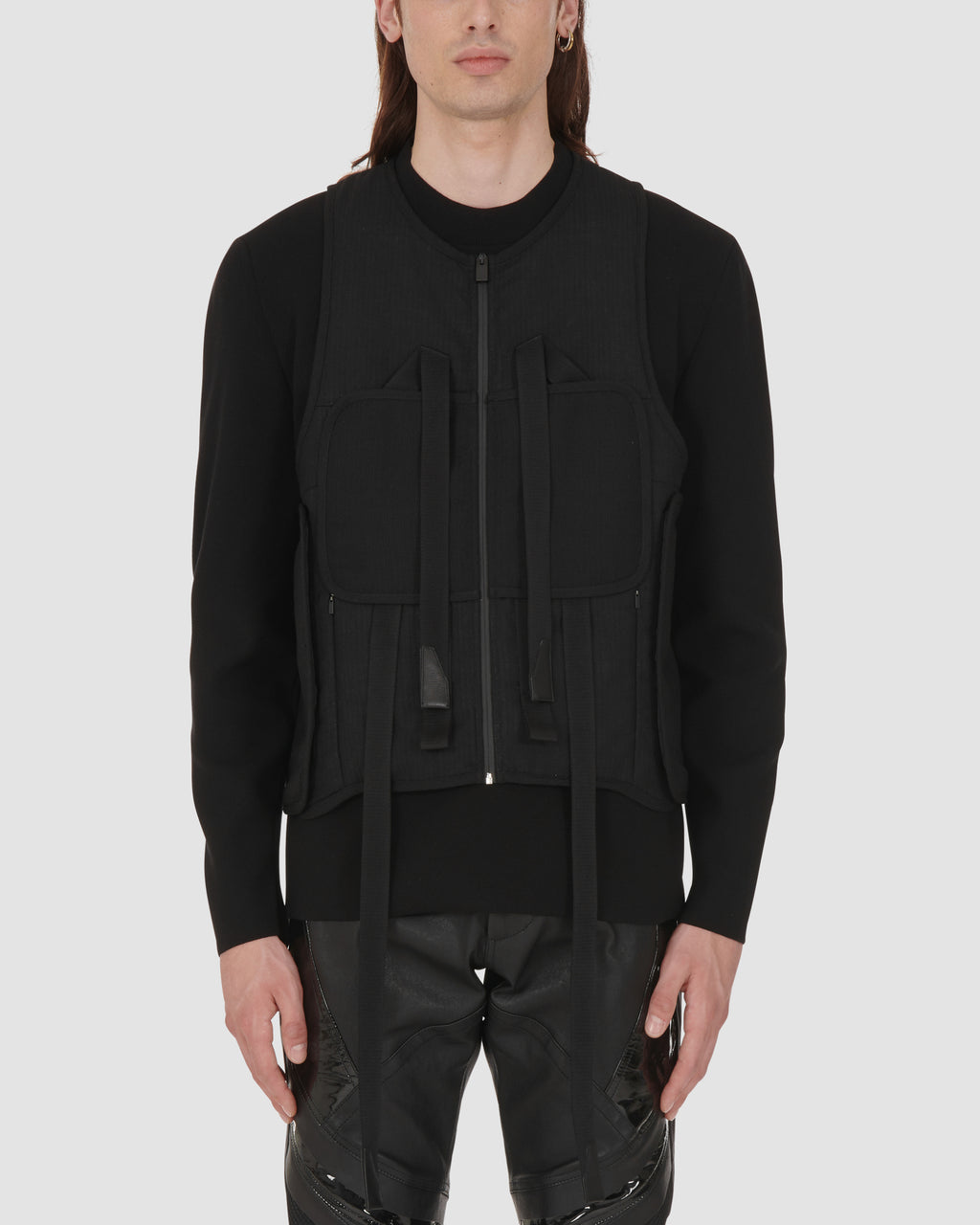 1017 ALYX 9SM | MODERN TACTICAL VEST | Outerwear | BLACK, Google Shopping, Man, MEN, Outerwear, S20, SS20