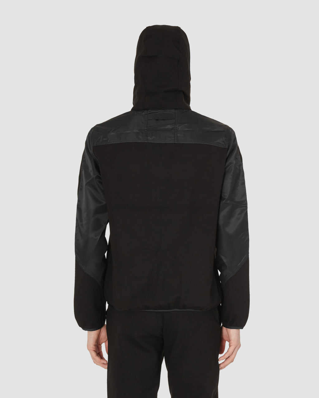 1017 ALYX 9SM | BLACK TECHNICAL HOODIE | Outerwear | BLACK, Google Shopping, Man, MEN, Outerwear, S20, S20EXSH