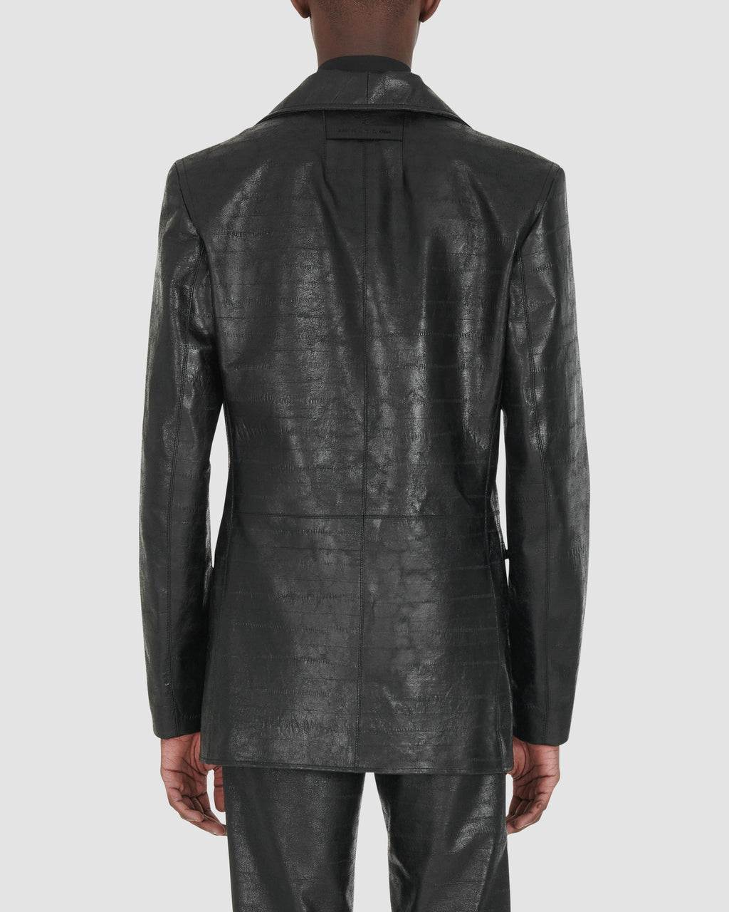 1017 ALYX 9SM | EEL BLAZER RUNWAY MADE TO ORDER | Outerwear | F20, FW20 PRE-ORDER, MEN