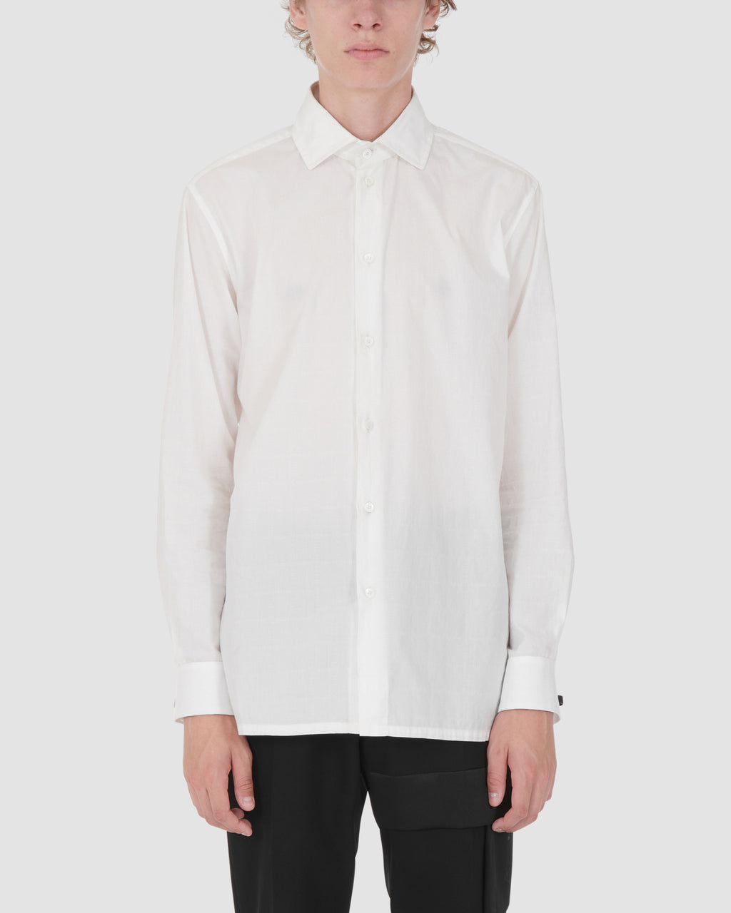 1017 ALYX 9SM | CLASSIC BUTTON UP | Shirt | Google Shopping, Man, MEN, S20, Shirts, SS20, TOPS & SHIRTS, WHITE