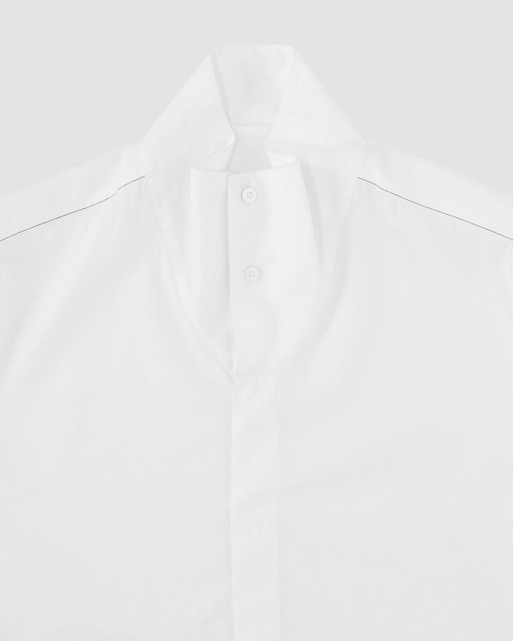 HIGH COLLAR SHIRT
