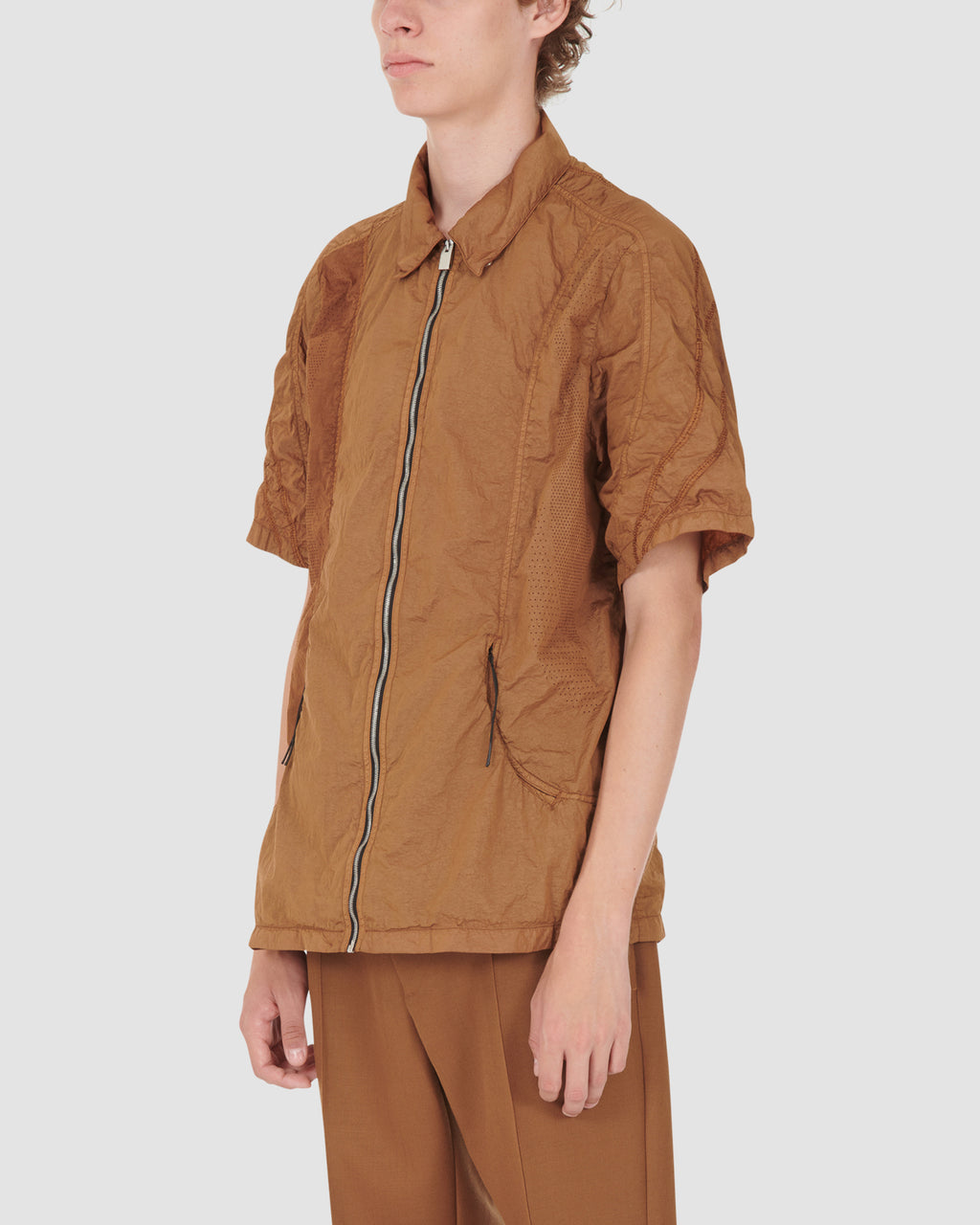 1017 ALYX 9SM | SS GD SHIRT | Shirt | CAMEL, Google Shopping, Man, MEN, S20, S20 Drop II, Shirts, TOPS & SHIRTS