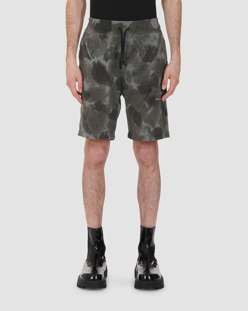 1017 ALYX 9SM | SHORTS W PRINT | Pants | BLACK, Google Shopping, Man, MEN, Pants, S20, S20 Drop II, SHORTS, Trousers