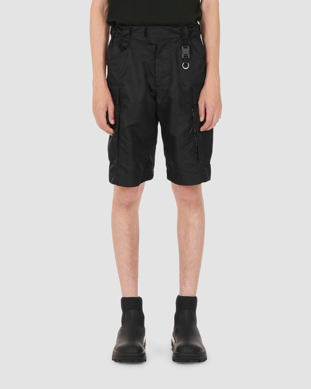 1017 ALYX 9SM | BLACK TACTICAL SHORT | Pants | BLACK, Google Shopping, Man, MEN, Pants, S20, S20 Drop II, SHORTS, Trousers