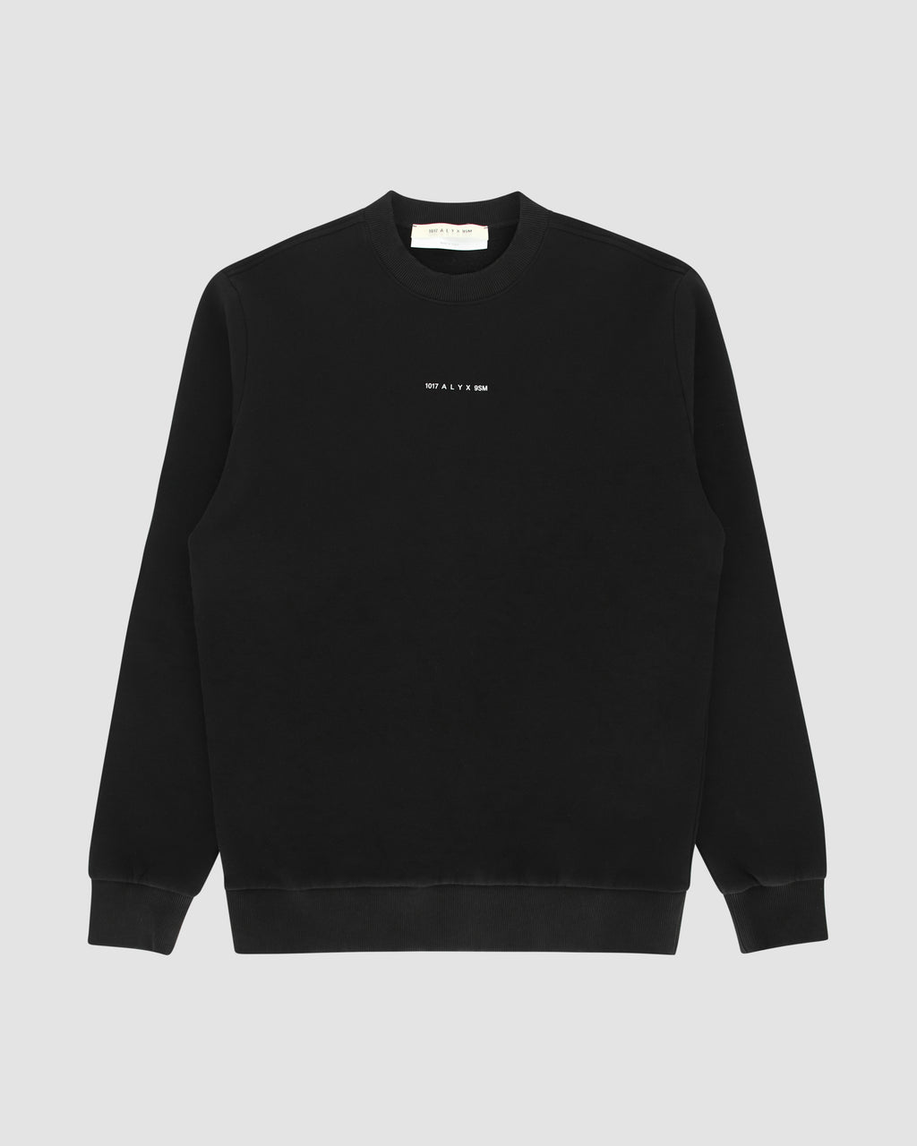 ADDRESS LOGO CREWNECK