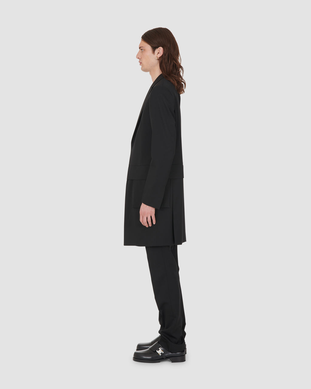 1017 ALYX 9SM | APEX COAT | Outerwear | BLACK, Google Shopping, Man, MEN, Outerwear, S20, SS20, TAILORING