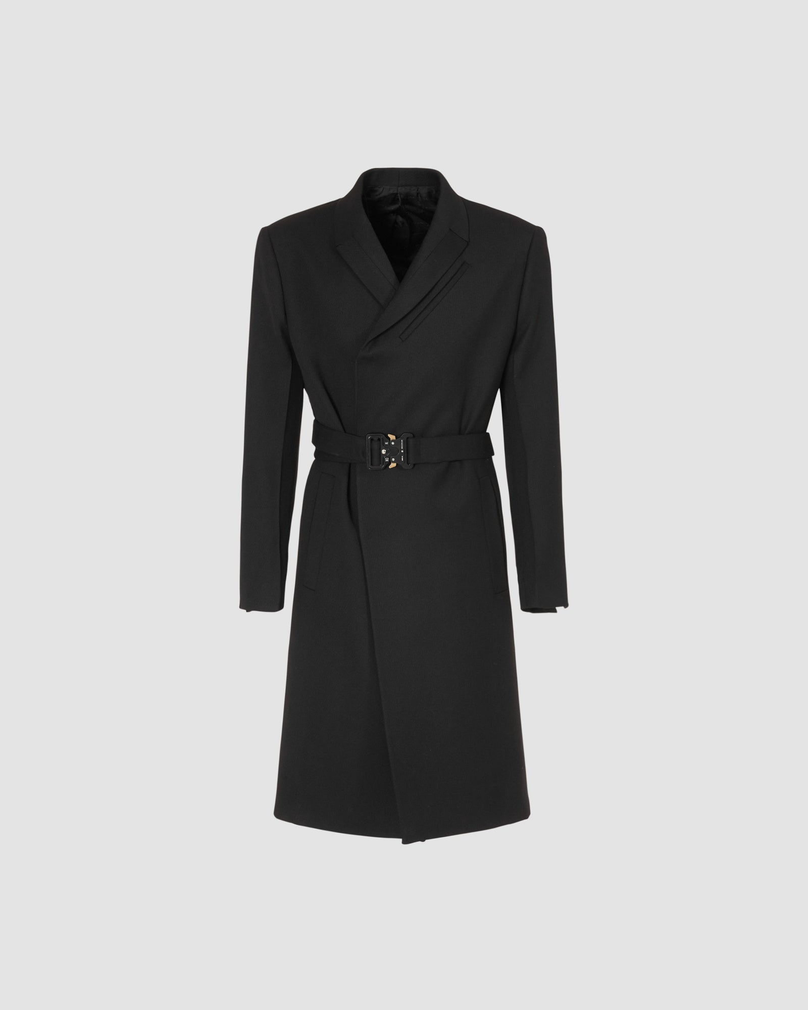DOUBLE HIGH COAT