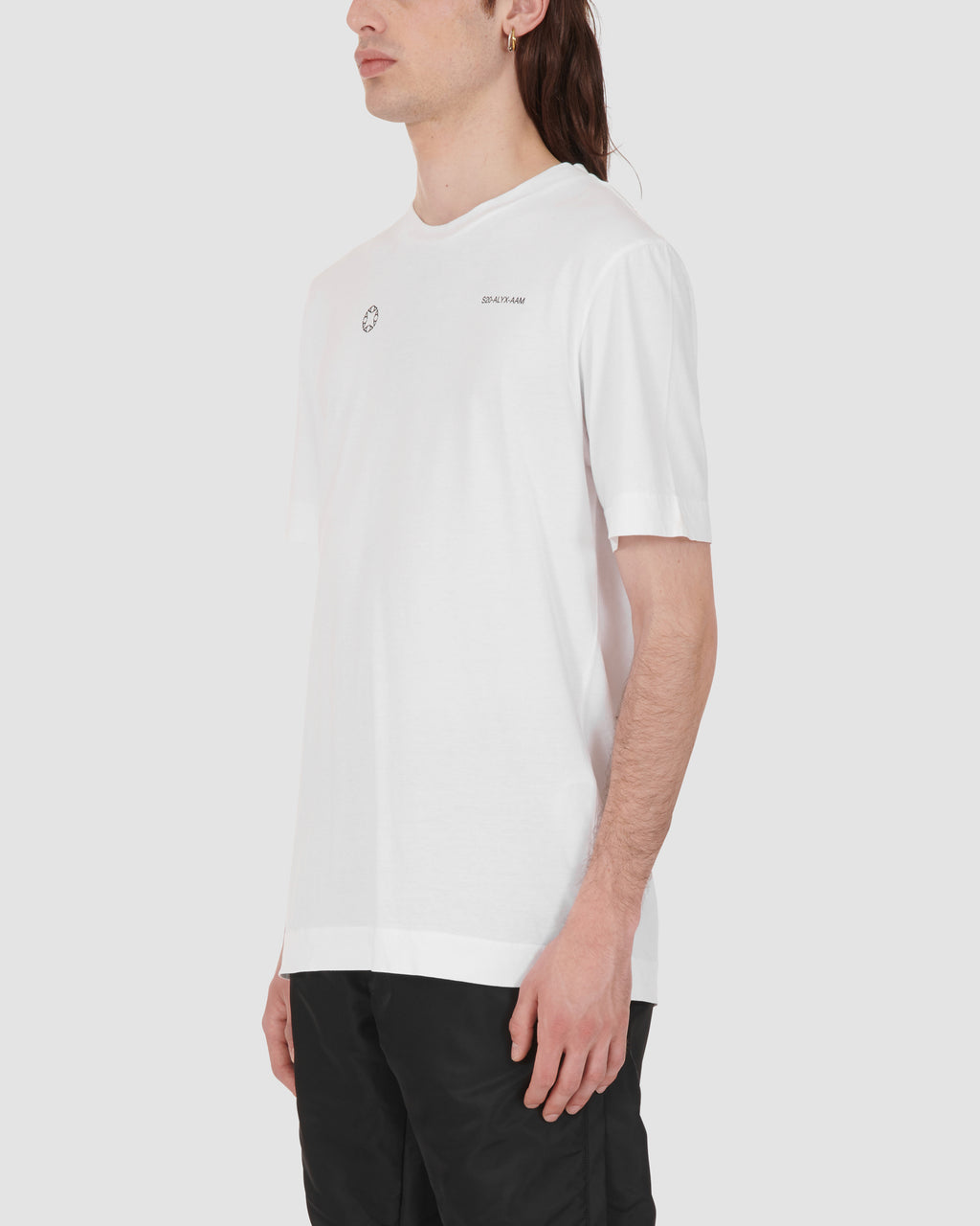 1017 ALYX 9SM | SS TEE | T-Shirt | Google Shopping, Man, MEN, S20, SS20, T-Shirts, WHITE
