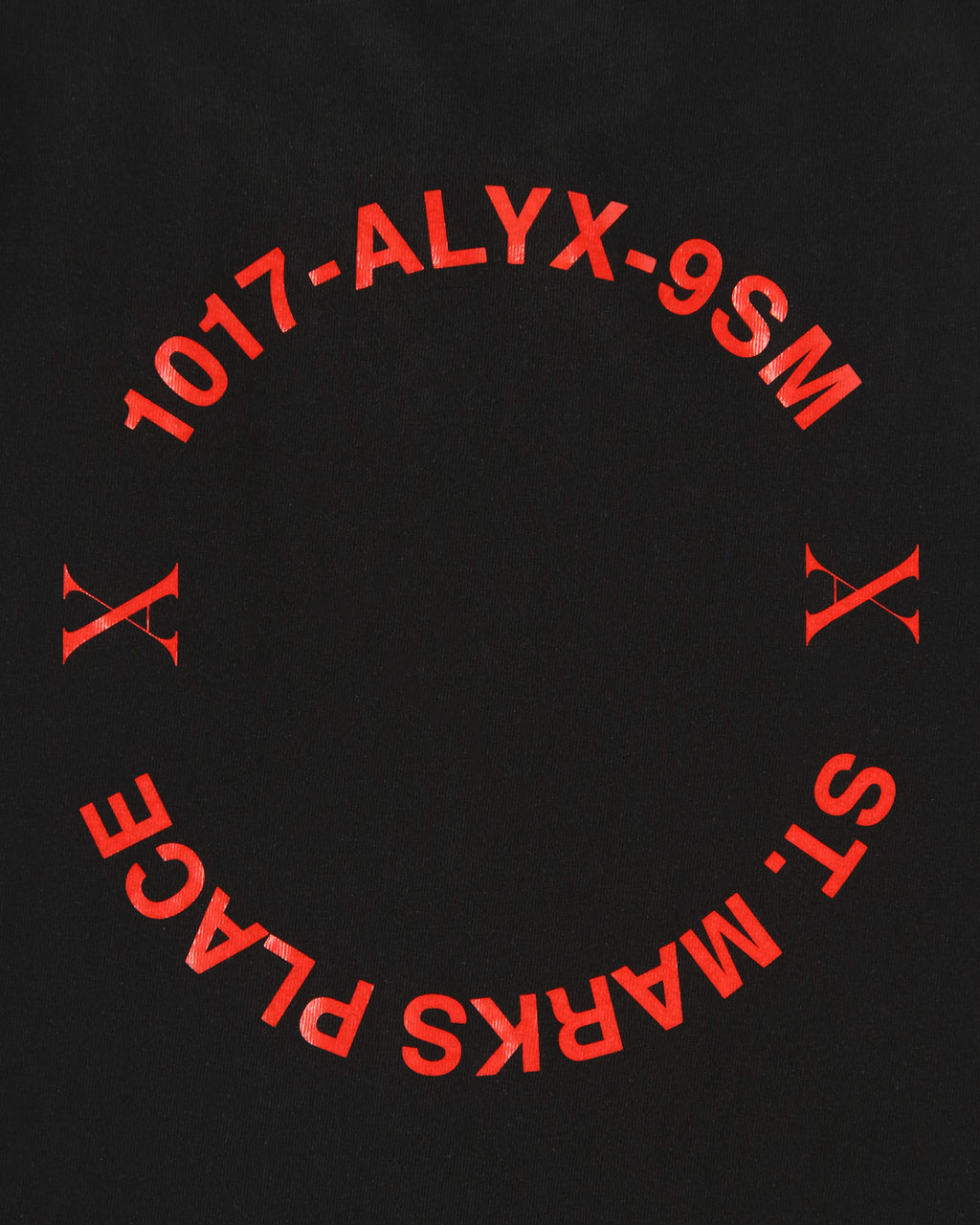 ADDRESS LOGO S/S TEE
