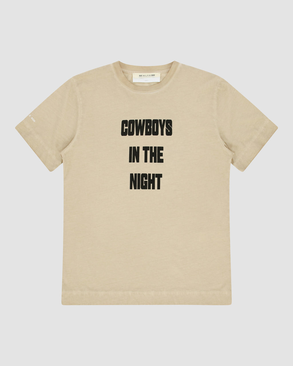 COWBOYS IN THE NIGHT S/S TEE