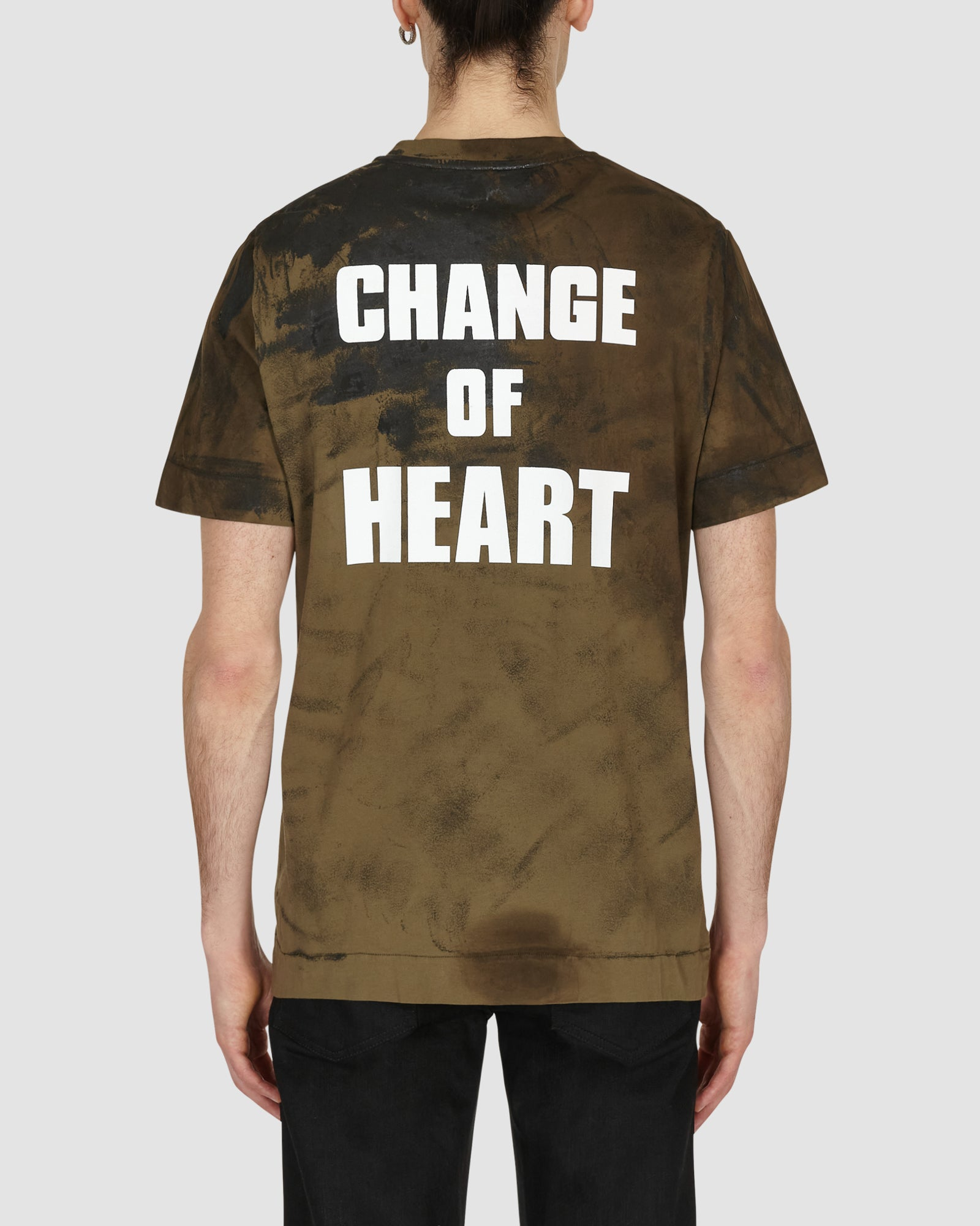 CHANGE OF HEART S/S TREATED TEE