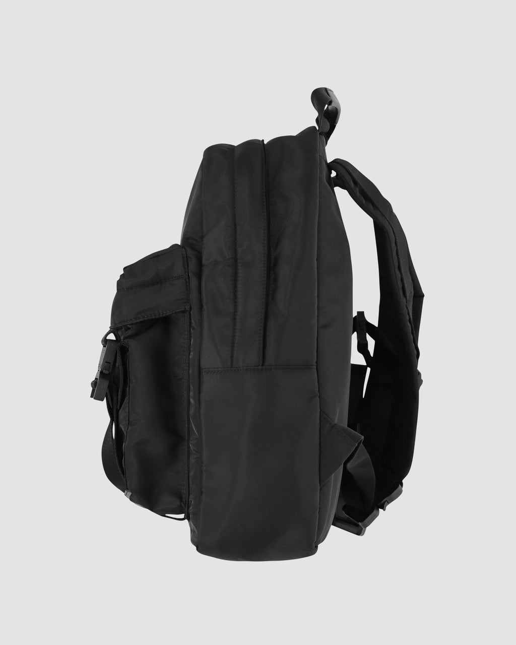 BACKPACK W DOUBLE FRONT POCKETS