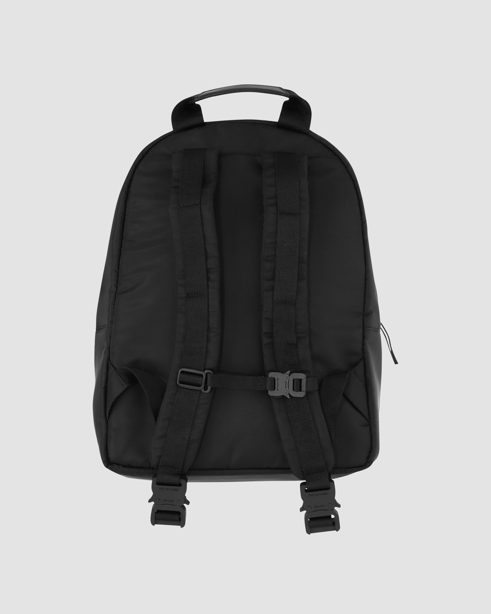 1017 ALYX 9SM | BACKPACK W DOUBLE FRONT POCKETS | Backpack | Accessories, Backpack, BACKPACKS, BLACK, Google Shopping, Man, S20, S20 Drop II, UNISEX, Woman