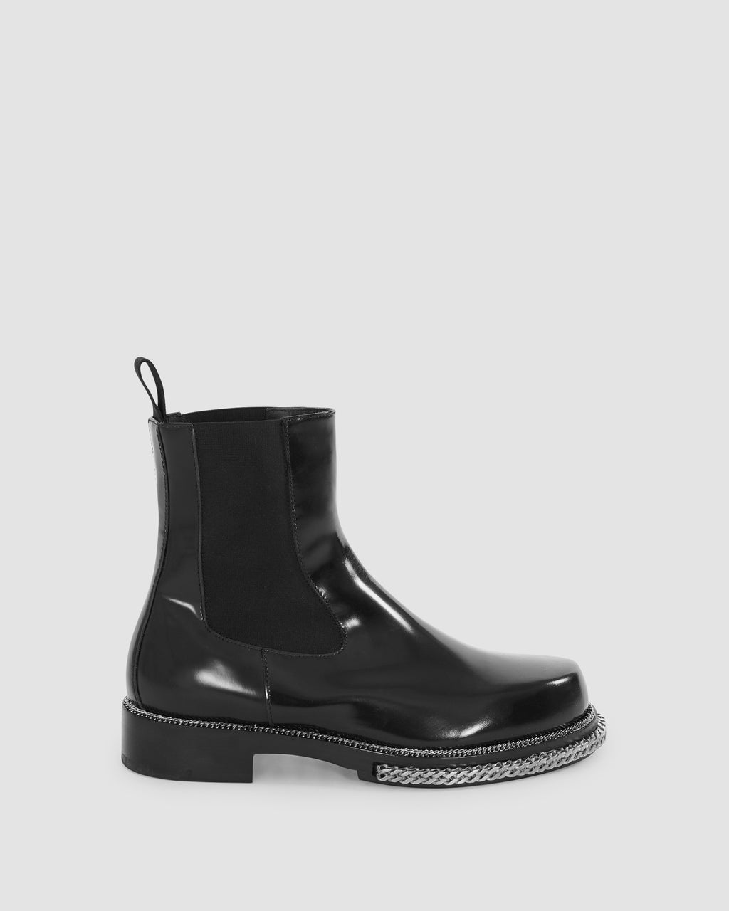 CHELSEA BOOT WITH CHAIN SOLE EXCLUSIVE MADE TO ORDER