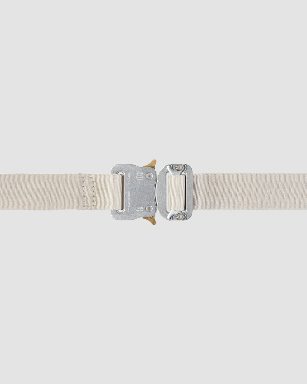 1017 ALYX 9SM | MEDIUM ROLLERCOASTER BELT | Belt | Accessories, Belt, F19, Man, Tan, Woman