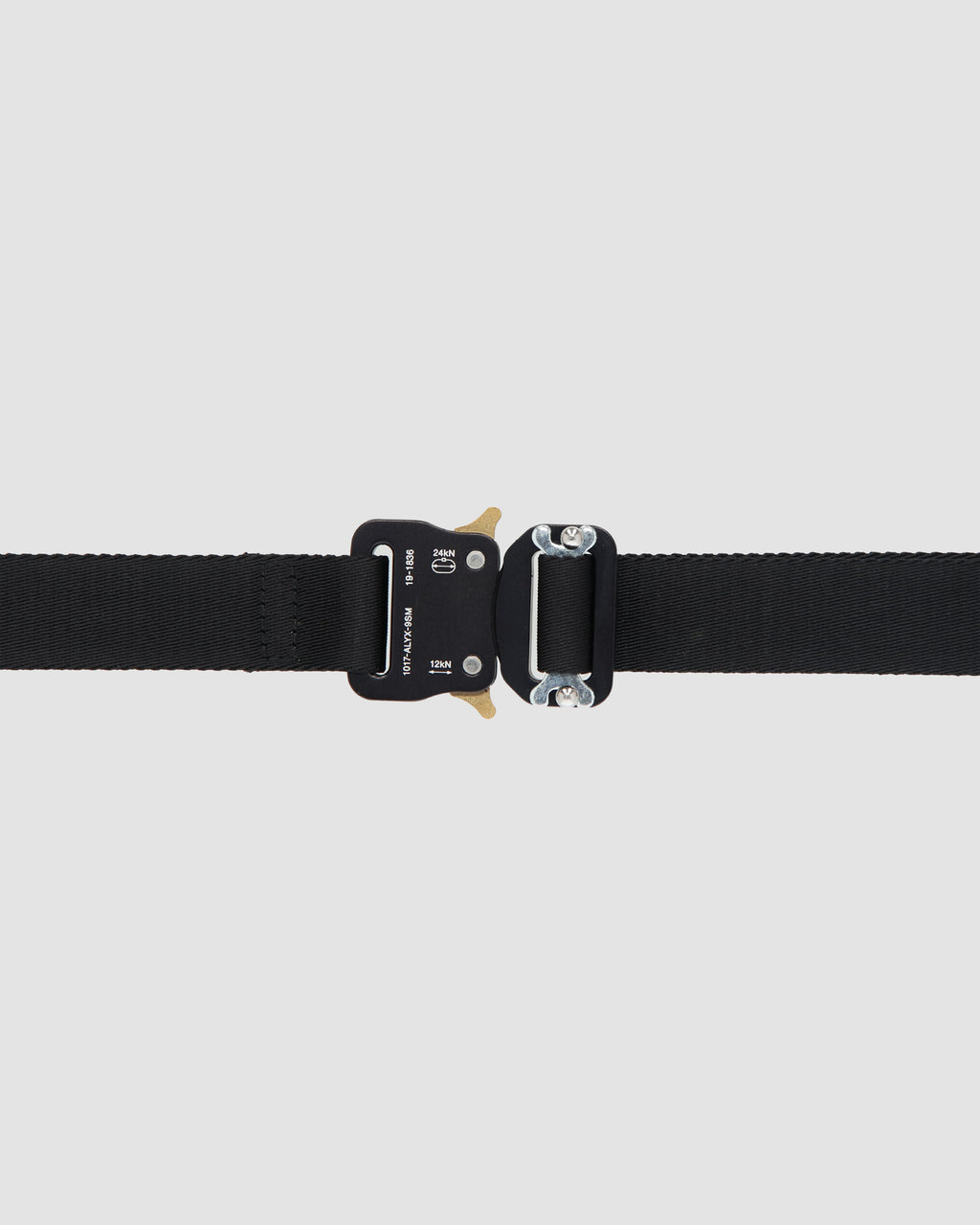 1017 ALYX 9SM | MEDIUM ROLLERCOASTER BELT | Belt | Accessories, Belt, BELTS, BLACK, Google Shopping, Man, S20, S20EXSH, UNISEX, Woman