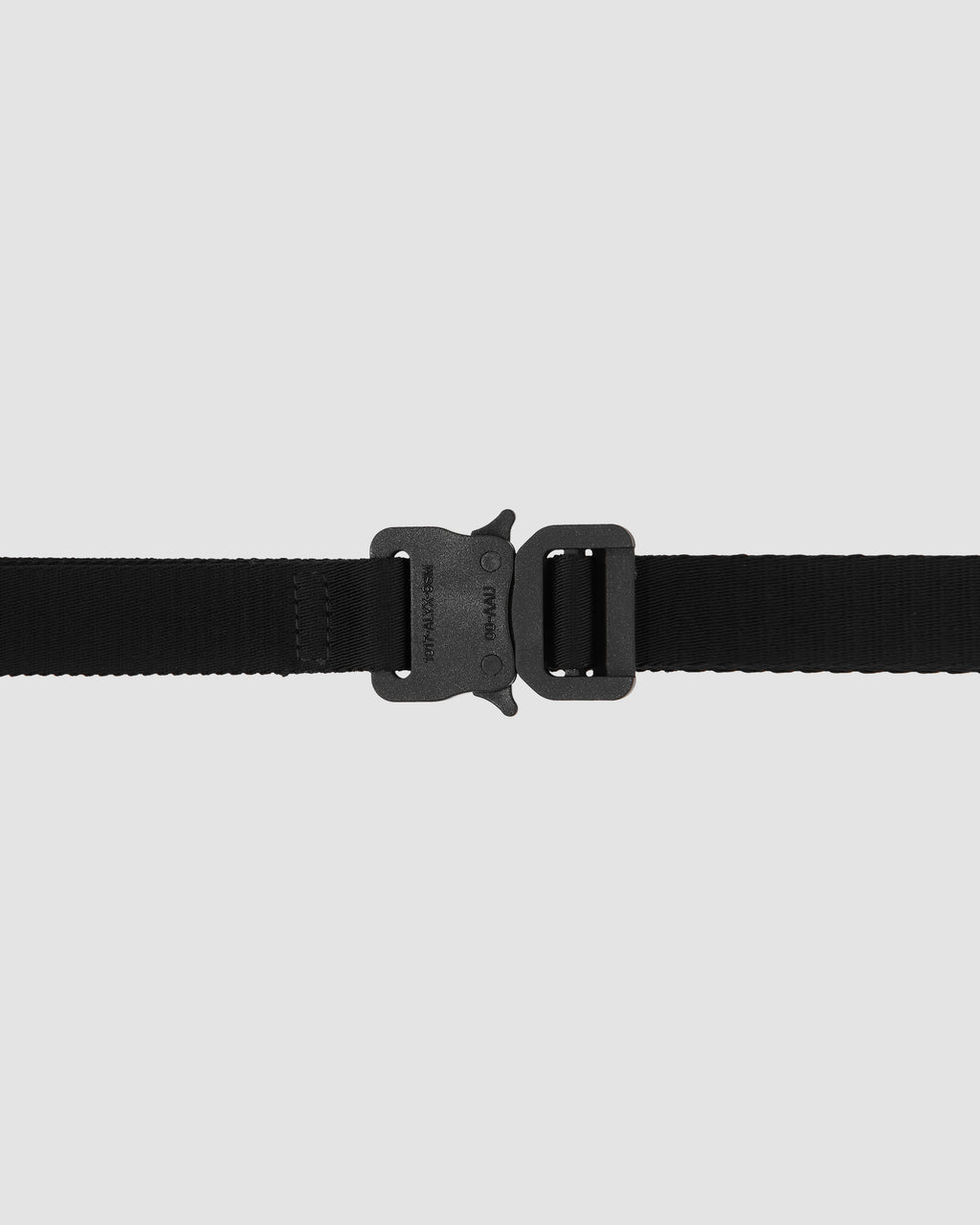1017 ALYX 9SM | MEDIUM ROLLERCOASTER BELT | Belt | Accessories, Belt, BELTS, BLACK, Google Shopping, Man, S20, S20 Drop II, UNISEX, Woman