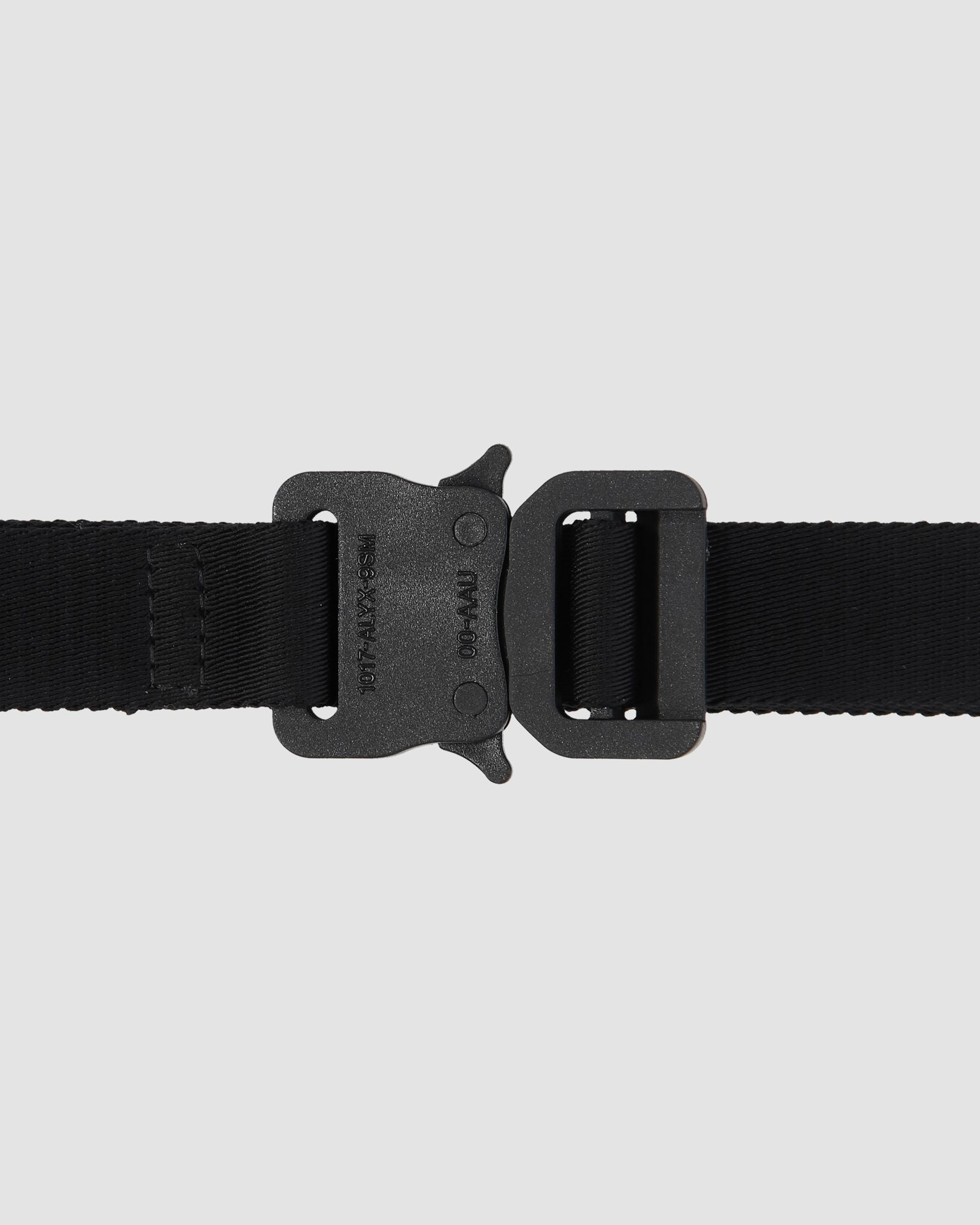 MEDIUM NYLON BUCKLE ROLLERCOASTER BELT