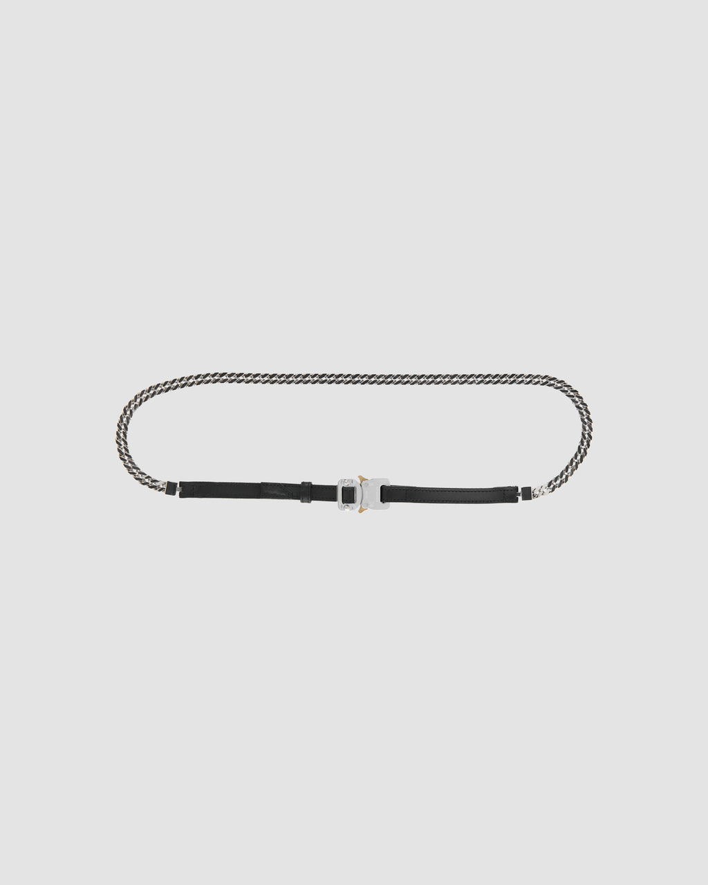 1017 ALYX 9SM | CUBIX CHAIN BELT W BUCKLE | Belt | Accessories, Belt, BELTS, BLACK, Google Shopping, Man, S20, S20EXSH, UNISEX, Woman