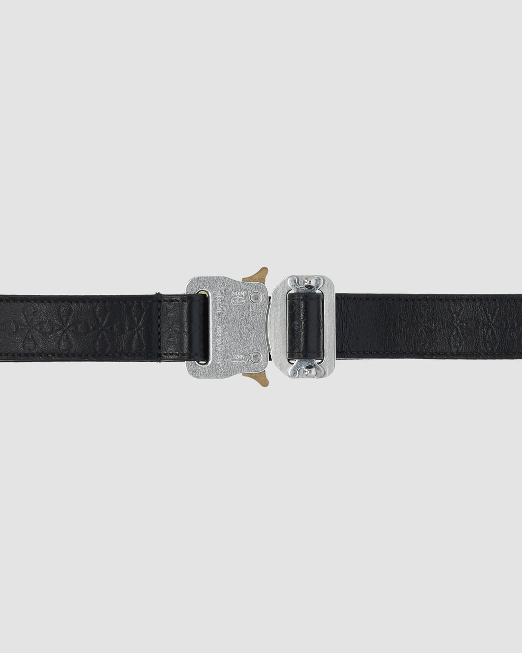 1017 ALYX 9SM | MONOGRAM MEDIUM ROLLERCOASTER BELT | Belt | Accessories, Belt, BELTS, BLACK, Google Shopping, Man, S20, S20 Drop II, UNISEX, Woman