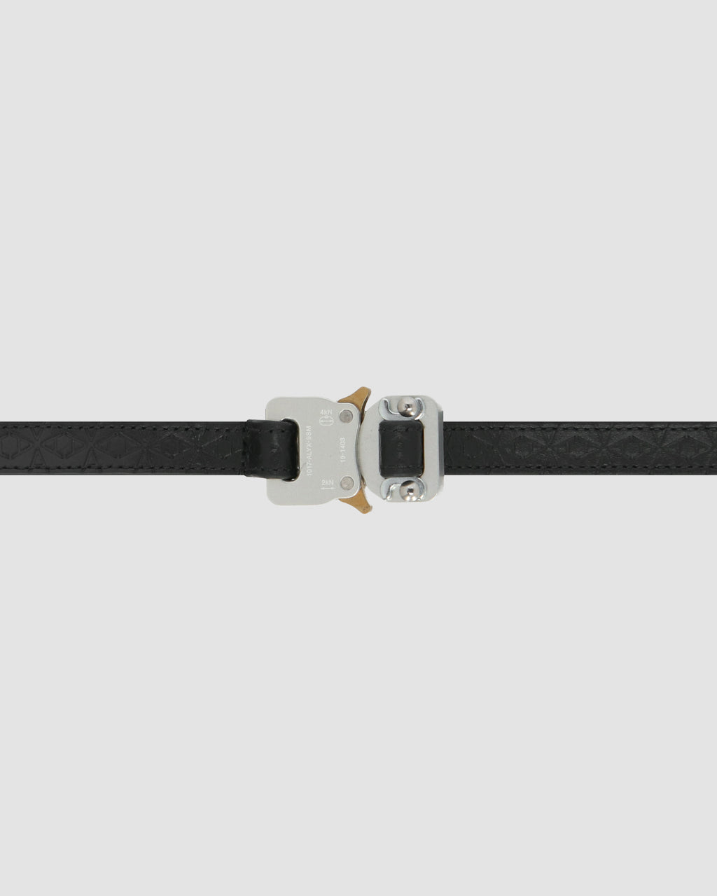 SMALL MONOGRAM ROLLERCOASTER BELT