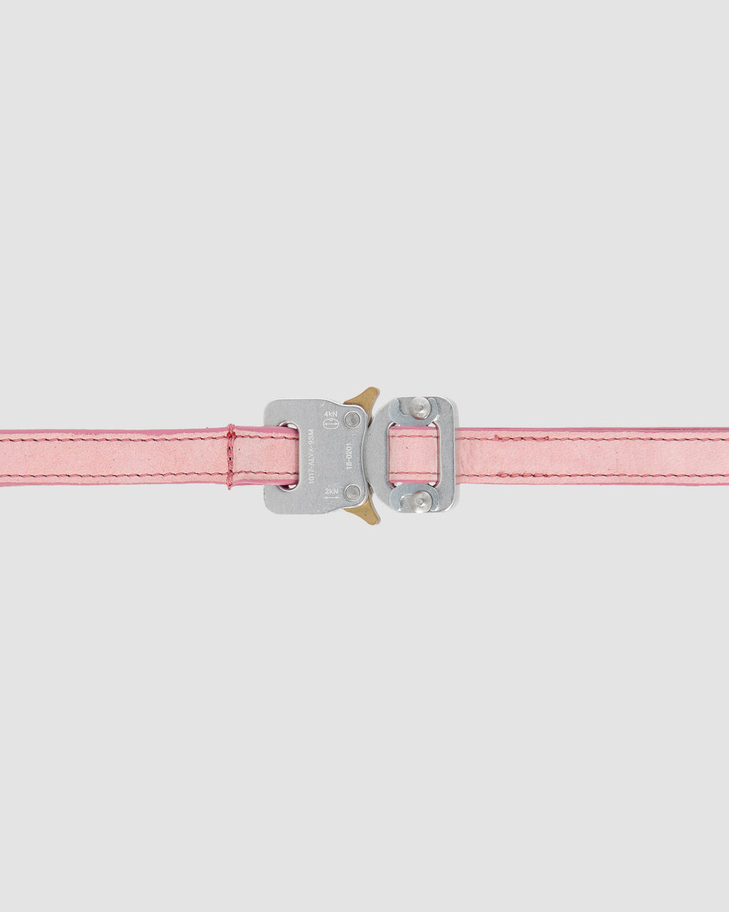 1017 ALYX 9SM | SMALL ROLLERCOASTER BELT | Belt | Accessories, Belt, BELTS, Google Shopping, Man, PINK, S20, S20 Drop II, UNISEX, Woman