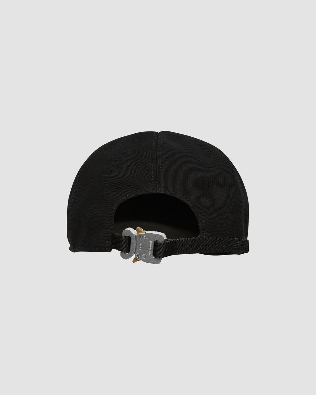 TWILL CLASSIC HAT W METAL BUCKLE