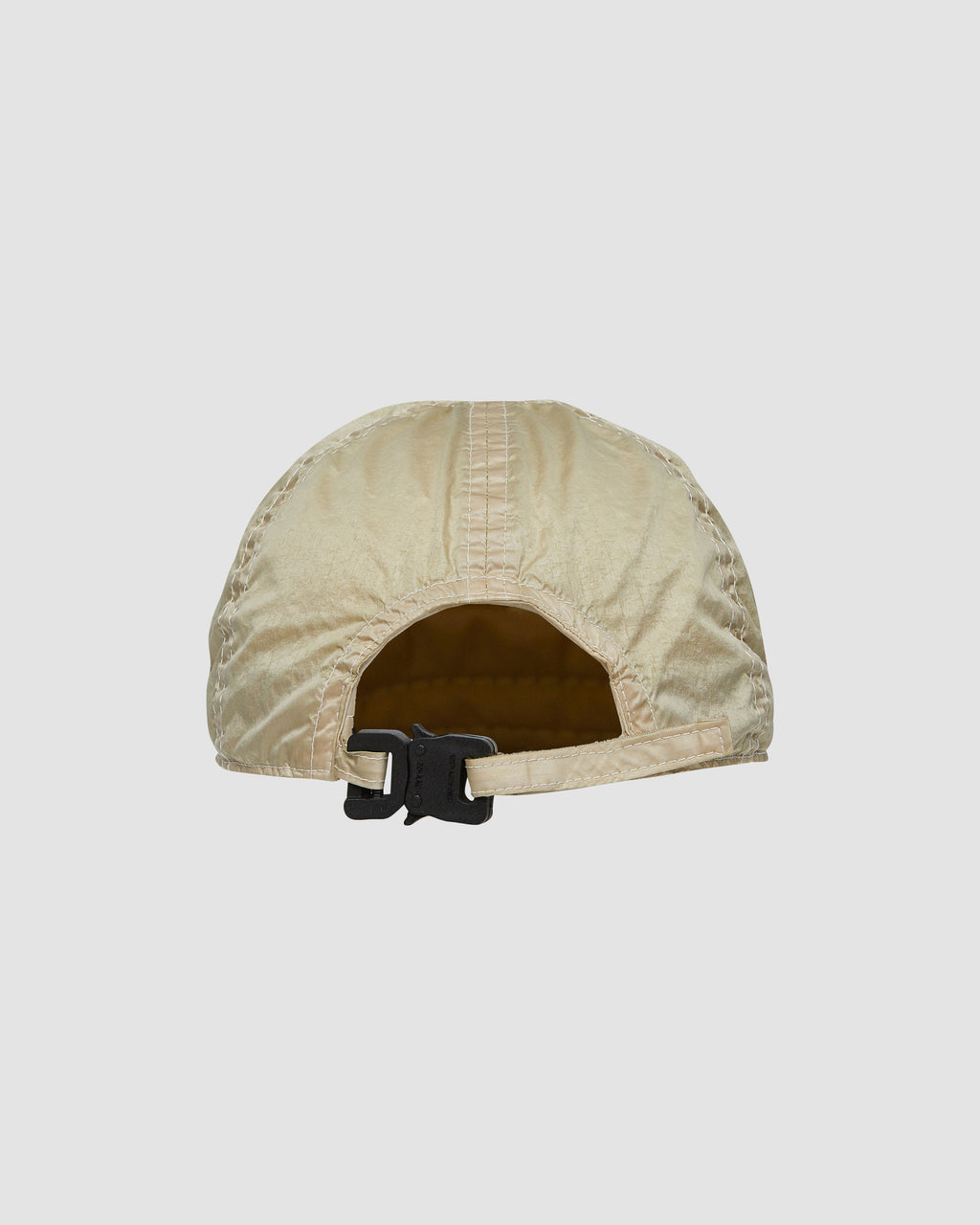 1017 ALYX 9SM | LOGO HAT W NYLON BUCKLE | Hat | Accessories, DARK SAND, Google Shopping, Hat, HATS, Man, S20, S20 Drop II, UNISEX, Woman