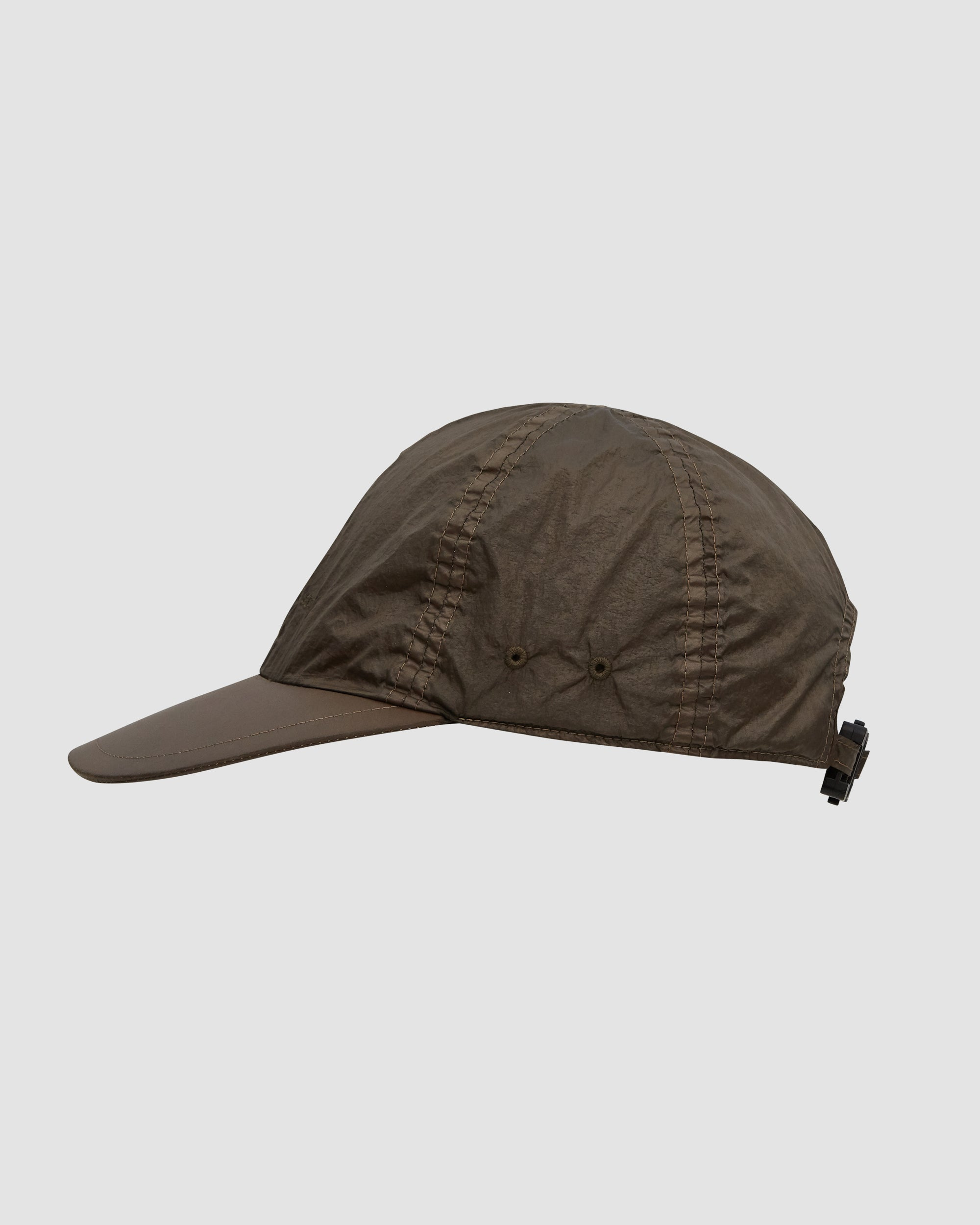 1017 ALYX 9SM | LOGO HAT W NYLON BUCKLE | Hat | Accessories, DARK BROWN, Google Shopping, Hat, HATS, Man, S20, S20 Drop II, UNISEX, Woman
