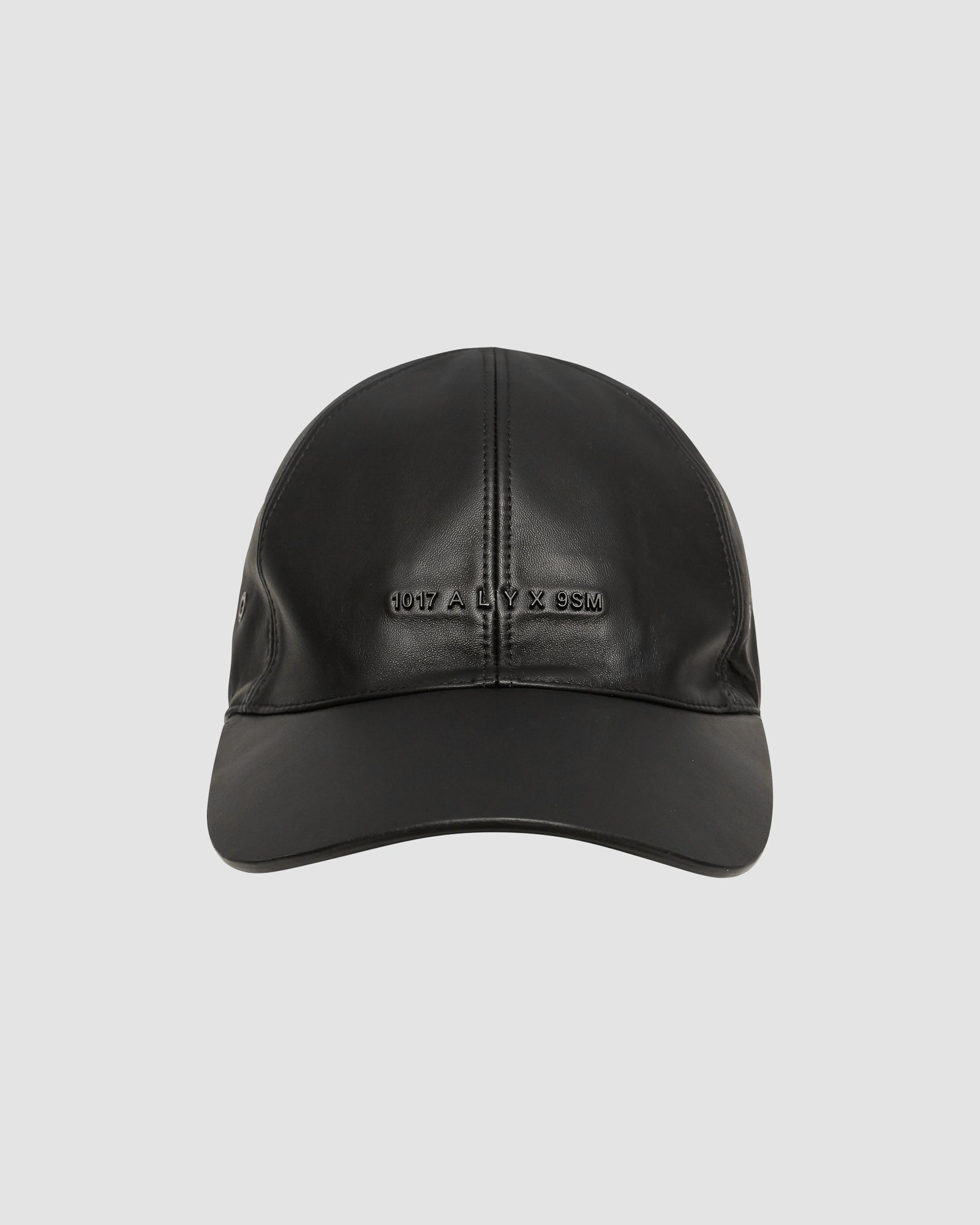LOGO HAT W/ BUCKLE